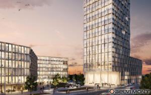 Neuer Kanzlerplatz Bonn